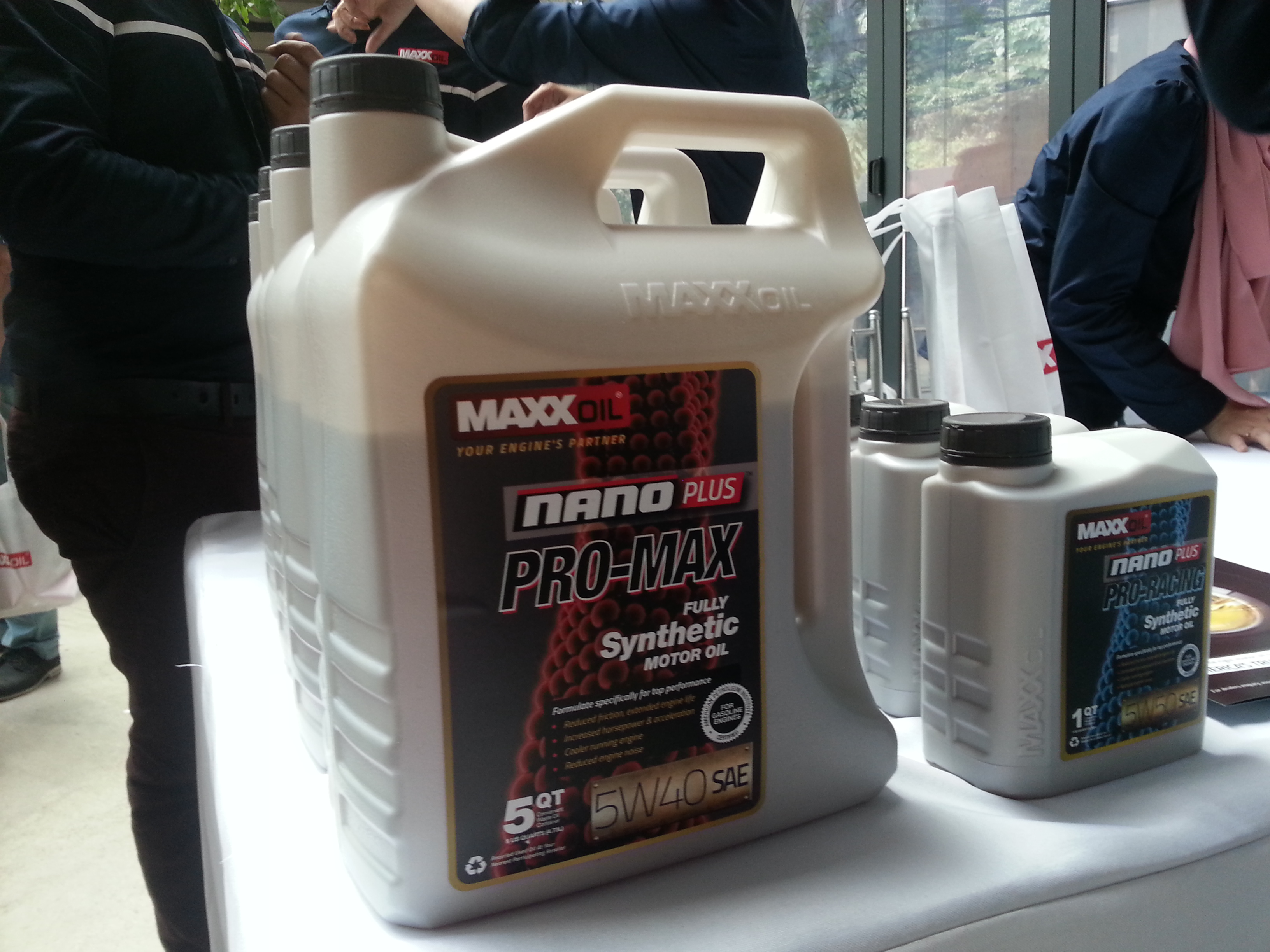 Maxxoil For Better Engine Performance And Protection