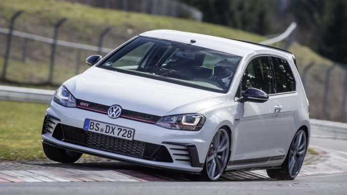 VW Golf GTI Clubsport S: A GTI to the extreme