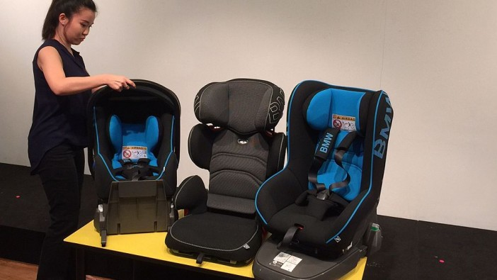 Tips on getting the right child seat