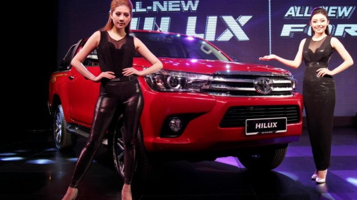 New Toyota Hilux and Fortuner launched