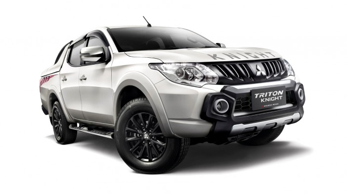 Mitsubishi Triton Knight Edition introduced at RM122K