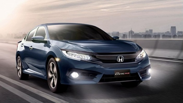 Want the new Honda Civic? It's now open for bookings
