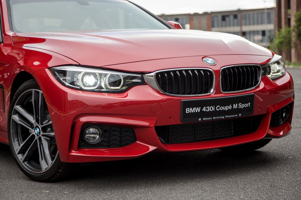 The New BMW 430i Coupé M Sport (8)